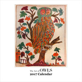 The Art of Owls - 2017 Calendar Calendars