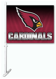 NFL Arizona Cardinals Car Flag Flag