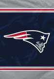 NFL New England Patriots House Banner Flag