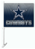 NFL Dallas Cowboys Car Flag Flag