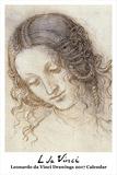 Leonardo da Vinci Drawings - 2017 Calendar Calendars