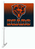 NFL Chicago Bears Car Flag Flag
