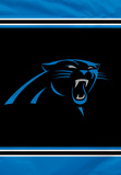 NFL Carolina Panthers House Banner Flag