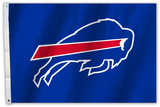 NFL Buffalo Bills Flag with Grommets Flag