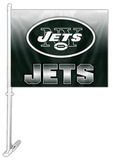 NFL New York Jets Car Flag Flag