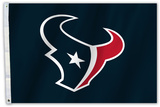 NFL Houston Texans Flag with Grommets Flag