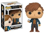 Fantastic Beasts - Newt with Egg POP Figure Legetøj