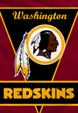 NFL Washington Redskins House Banner Flag