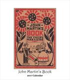 John Martin's Book- 2017 Easel Calendar Calendars