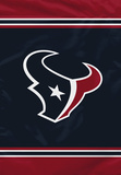 NFL Houston Texans House Banner Flag