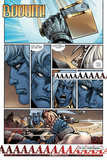 Ragnarok Issue No. 8: The Games of Fire - Page 19 Prints by Walter Simonson