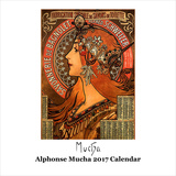 Alphonse Mucha - 2017 Calendar Calendars
