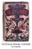 Vintage Book Covers Calendar - 2017 Calendar Calendars