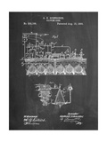 Beer Brewing Science 1893 Patent Stampa giclée premium di Cole Borders