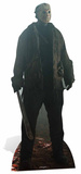 Jason Voorhees - Friday the 13th Silhouettes découpées en carton