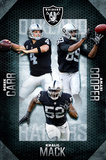 NFL: Oakland Raiders- 2016 Team Posters