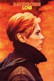 David Bowie- Low Album Cover Affiches