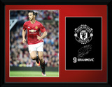 Manchester United - Ibrahimovic 16/17 Collector Print