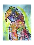 Macaw Giclee Print by Dean Russo