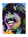 George Harrison Giclee-trykk av Dean Russo