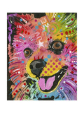 Spitz Giclee Print by Dean Russo