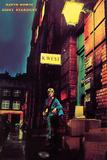 David Bowie- Ziggy Stardust Album Cover - Poster