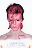 David Bowie- Aladdin Sane Album Cover Plakater