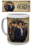Fantastic Beasts - Group Frame Mug Mug