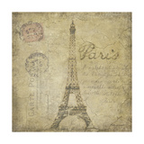 Paris Giclee Print by Stephanie Marrott