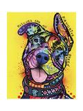 My Favorite Breed Giclée-trykk av Dean Russo