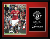 Manchester United - Mikhitaryan 16/17 Collector-tryk