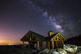 Mount Evans Visitor Cabin Photographic Print by  Darren White Photography