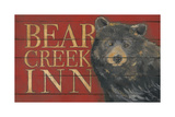 Bear Creek Giclee Print by Stephanie Marrott