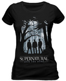 Juniors: Supernatural- Joint The Hunt T-shirt