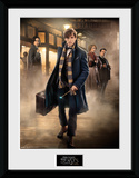Fantastic Beasts - Group Stand Collector-tryk