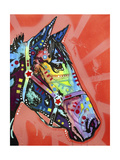 Wc Horse 3 Giclee Print by Dean Russo