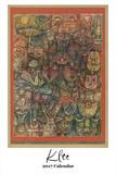 Paul Klee - 2017 Calendar Calendars