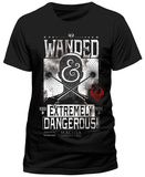 Fantastic Beasts- Wanded & Extremely Dangerous T-Shirt