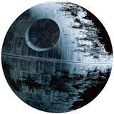 Star Wars Death Star Dome Sign Tin Sign