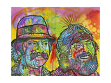 Cheech Giclee Print by Dean Russo