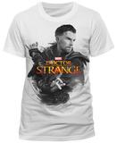 Dr Strange- Focused Concentration T-Shirts