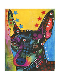 Basenji Giclee Print by Dean Russo