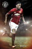 Manchester United- Martial Plakater