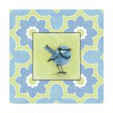 Chico azul Lámina giclée por Stephanie Marrott