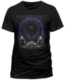 Journey- Distressed Frontiers Album Cover (Slim Fit) T-Shirt