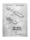 USB Flash Drive Patent Posters by Cole Borders