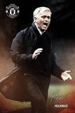 Manchester United- Mourinho Plakater