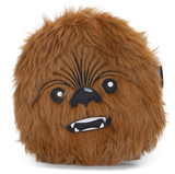 Star Wars Chewbacca Faux Fur Coin Purse Porta-moedas