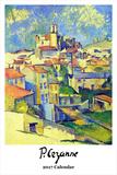 Cezanne - 2017 Calendar Calendars