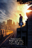 Fantastic Beasts- In The City One Sheet Plakát